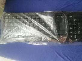 Teclado Acer USB