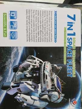 Venta 7 en 1 space fleet