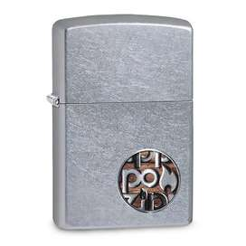 Encendedor Zippo Lotus Ohm Design. Original. Entrega Inmediata. Por Banimported