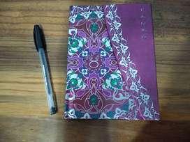 Cuaderno Rayado Signos Zodíaco