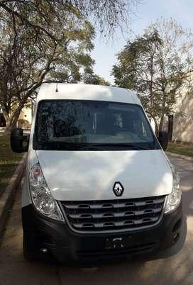 Combi minibus 15+1