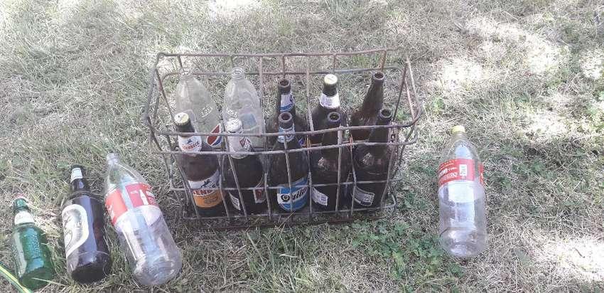 Envases de cerveza y gaseosas 0