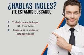 Buscando Personas Con Excelente Ingles