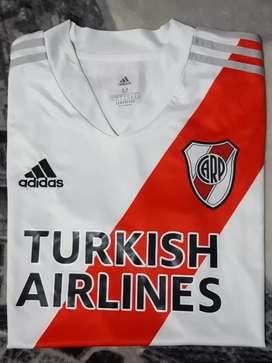 Camiseta adidas River Plate 20/21 Titular AEROREADY