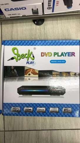 Dvd reproductor de video y mp3 y usb