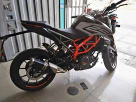 MOTOCICLETA KTM 250 DUKE