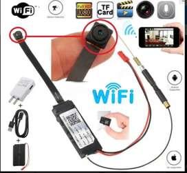camara pia seguridad Vigilancia Mini wifi inalámbrica FHD 1080p pia trasmite y graba