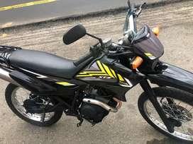 XTZ 125 modelo 2006