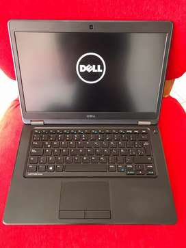 Bomba! Ultrabook Dell Core i5 Quinta Gen 8 GB Ram 500 Hdd Impecable!!