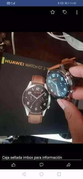 Smart wach huawei gt2 46mm