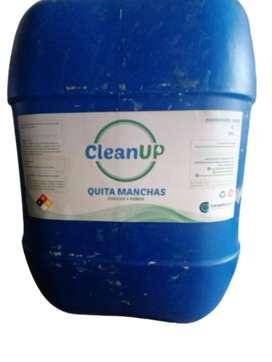 Productos de Limpieza para Lavanderia Industrial