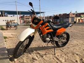 MOTO SUMO XTRAIL 150
