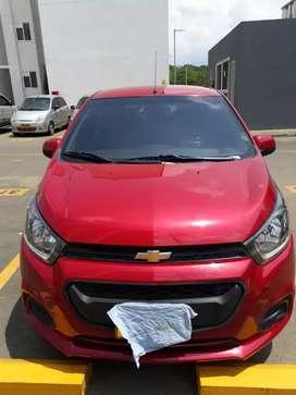 Chevrolet spark como nuevo único  dueño