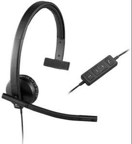 Logitech Diadema H570e Headset Monoaural USB