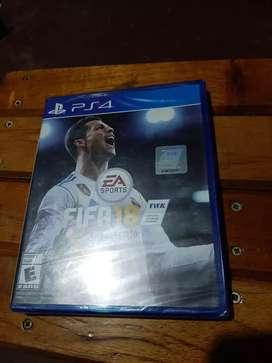 Vendo  juego  nuevo  sellado  play 4