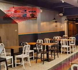 Mesa para Bar RESTAURANTE CAFETERIA HELADERIA barra