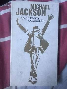 Coleccion especial Michael Jackson