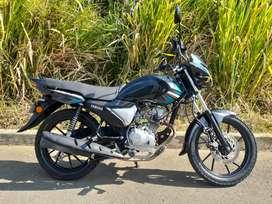 Vendo Yamaha YCZ 110 modelo 2019 en muy buen estado