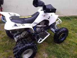 Vendo Suzuki ltz 400