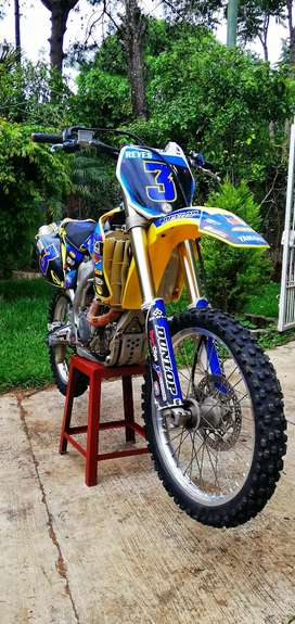 YZ 250cc LIMITED EDITION