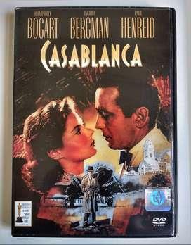 ORIGINAL - DVD Casablanca - CDJESS pelicula