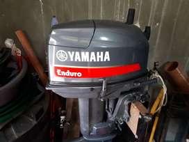 Motor Yamaha Enduro 25hp