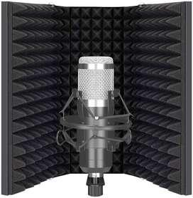 Escudo 3 Panel Acustico De Aislamiento Neewer De Micrófono