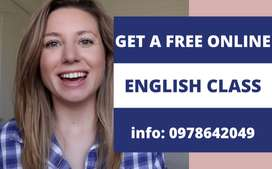 English class, clases de Ingles para niños y adultos con profesores nativ@s