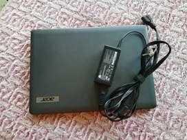Computador portátil marca acer