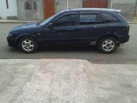 SE VENDE  AUTO MAZDA ALLEGRO 2002