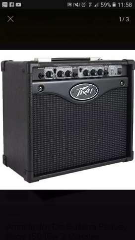 amplificador peavy