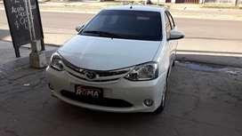 Toyota étios xls
