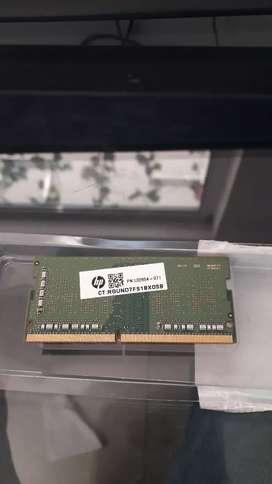 Memoria RAM DDR4 4GB SAMSUNG ORIGINAL NUEVA
