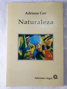 Libro de poemas: Naturaleza, de Adriana Gor