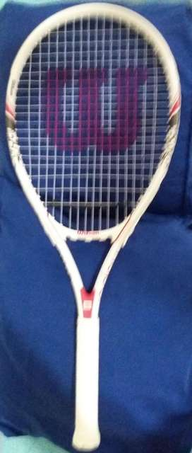 Raqueta De Tenis Recreacional Dama Wilson