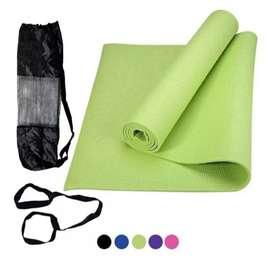 Colchoneta para yoga/mat yoga + funda delivery