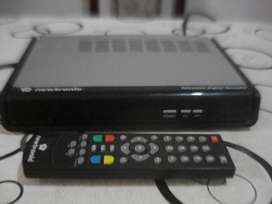 Receptor Y Decodificador Tv Digital Abiert Newtronic Dv5306 segunda mano  La Paternal, Capital Federal