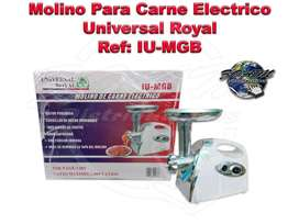 Molino de Carne Electrico Reversible
