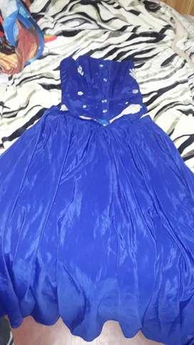 Vendo Vestido de Recepción O 15 Años