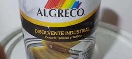 Disolvente industrial pintura epoxica y trafico