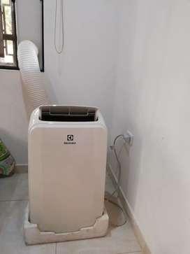 Vendo aire portátil electrolux 12000 btu cómo nuevo