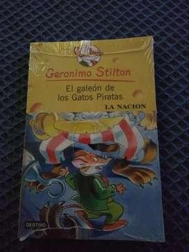 Libro Geronimo Stilton Nuevo