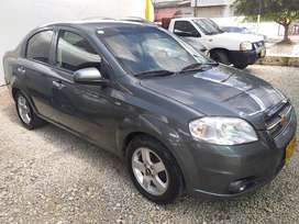 Chevrolet Aveo Emotion Full Equipo 2010