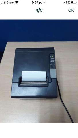 GRAN OPORTUNIDAD, Impresora de recibos termica EPSON  TM-T88IV