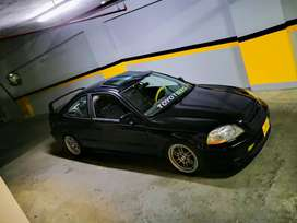 Honda civic 1998 manual