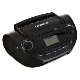 BOM BOX DAEWOO BLUETOOTH, SD CARD, MICRO SD , USB ENTRADA MIC ENTRADA DE AUDIFONOS RADIO FM DIGITAL