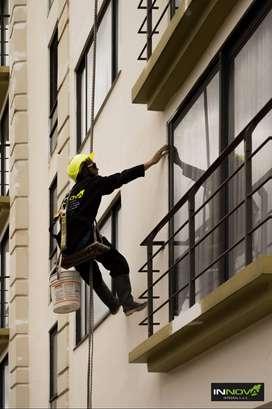 mantenimiento de fachadas e impermeabilizacion