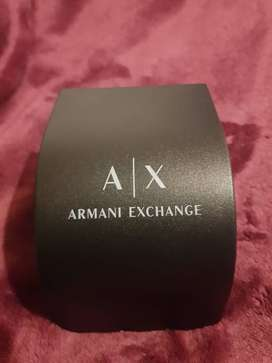 Reloj Armani Exchange Black Edition segunda mano  Ciudad Salitre Occidental