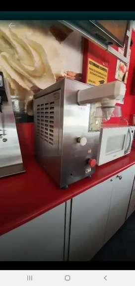 Máquina Crema Carpigniani
