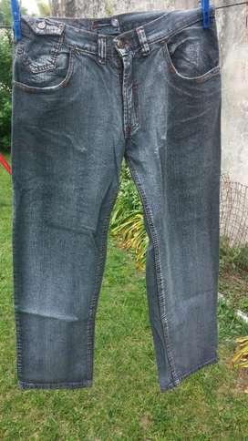 Jeans Negro Masc Talle 40